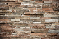 Natural stone wall background Stock Image