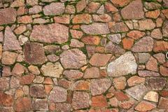Natural stone wall Stock Photos