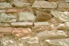 Natural stone wall Stock Photography