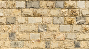 Natural stonewall background Stock Photo