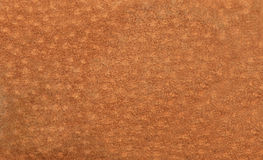 Natural suede leather background Stock Photo