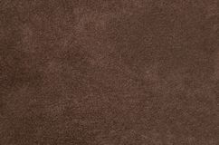 Natural suede leather background royalty free stock image