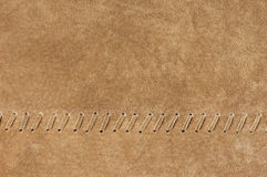 Natural suede texture Royalty Free Stock Photography