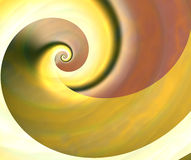 Natural swirls Stock Images