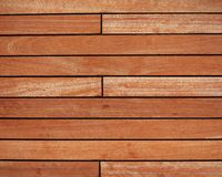 Natural teak wood background royalty free stock images