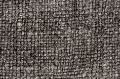 Natural Textile Background / Canvas Fabric Textured Background Royalty Free Stock Photography