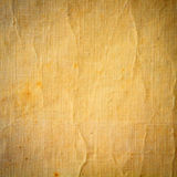 Natural textile old background Royalty Free Stock Photos