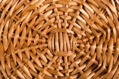 Natural texture - close up to wicker. Work Stock Photography