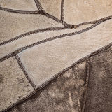 Natural texture leather as a background Royalty Free Stock Image