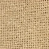 Natural textured burlap sackcloth hessian texture coffee sack, light country sacking canvas, macro background Royalty Free Stock Photography