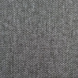 Natural textured grunge dark grey black burlap sackcloth hessian, gray upholstery sack texture decor, grungy decorative vintage Royalty Free Stock Photos
