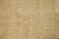 Natural Textured Horizontal Grunge Burlap Sackcloth Hessian Sack Texture, Grungy Vintage Canvas. Natural textured horizontal grunge burlap sackcloth hessian sack royalty free stock photo