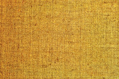 Natural textured horizontal grunge burlap sackcloth hessian sack texture, grungy vintage sacking canvas large detailed macro. Natural textured horizontal grunge royalty free stock photo