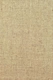 Natural textured vertical grunge burlap sackcloth hessian sack texture, grungy vintage country sacking canvas, detailed pattern Stock Image