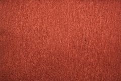 Natural textures red metallic colors crepe paper 40 percent stretch stock images