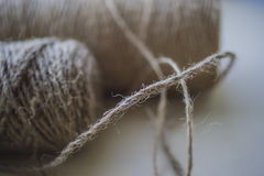 Natural thread Royalty Free Stock Images