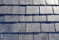 Natural tiles Royalty Free Stock Photography