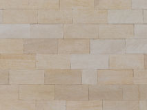 Natural travertine Stock Photography