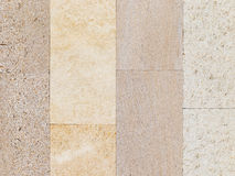 Natural travertine Stock Images