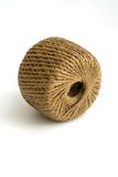 Natural Twine Ball Royalty Free Stock Photos