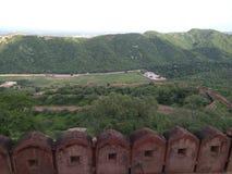 Natural vally of jaipur royalty free stock photos