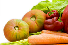 Natural vegetables Stock Image