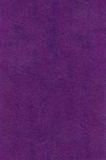 Natural violet brown leather texture Stock Image