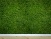 Natural wallpaper. Wallpaper with grass texture .Slight vignetting added Stock Images