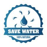 Natural water Royalty Free Stock Photos