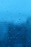 Natural water drops texture Stock Photo