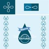 Natural water Stock Photos
