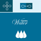 Natural water Royalty Free Stock Photo