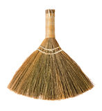 Short broom Royalty Free Stock Image