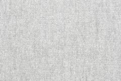 Natural white colored linen texture or vintage canvas background royalty free stock photography