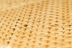 Natural wicker background Royalty Free Stock Photography
