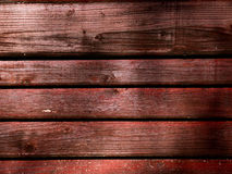 Natural wood background. Boards connected as a wall Royalty Free Stock Photos