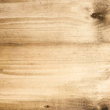 Natural wood board texture, square background Stock Photography