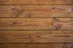 Natural wood planks background Stock Photography
