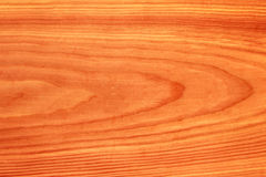 Natural wood - texture grain. Douglas fir wooden massive beam - beautiful naturally red colored Stock Photo