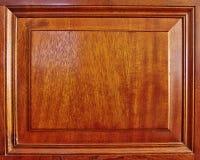 Natural wood wainscot frame Royalty Free Stock Photo