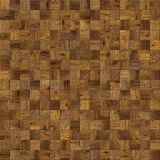 Natural wooden background, grunge parquet flooring design seamless. Texture checker Royalty Free Stock Image