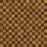 Natural wooden background, grunge parquet flooring design seamless. Texture checker Stock Photos