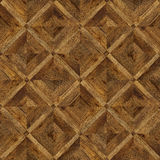 Natural wooden background, grunge parquet flooring design seamless Stock Images