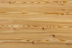 Natural wooden background with horizontal boards Stock Images
