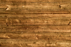 Natural wooden plank Stock Photography