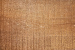 Natural wooden texture. Brown wooden texture with natural pattern; empty background Stock Photos