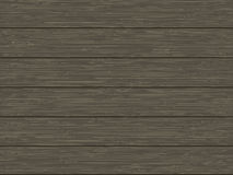Natural wooden texture of gray-brown color. Vector illustration Royalty Free Stock Photos