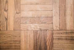 Natural wooden textured Laminat background stock photo