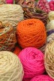 Natural wool Stock Photos