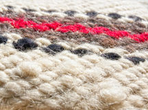 Natural wool Stock Photo